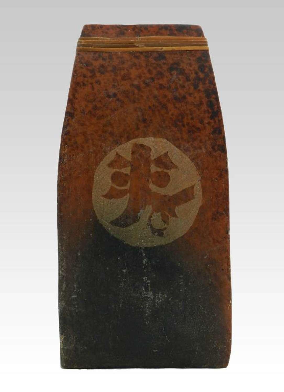 Unusual Old Terracotta Pot Vase
