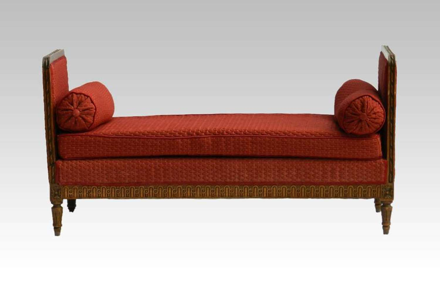 French Daybed Sofa Drop End Chaise Longue