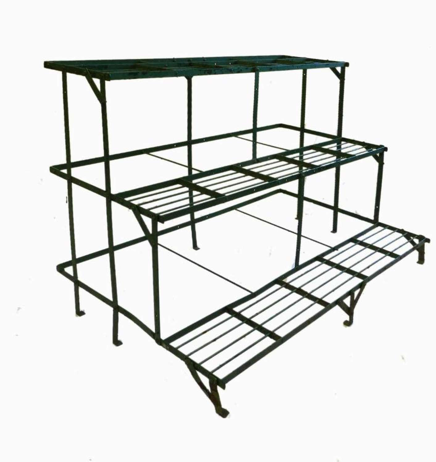 3 tier French Plant Stand patio conservatory