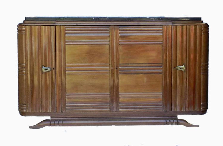 French Art Deco Buffet Sideboard