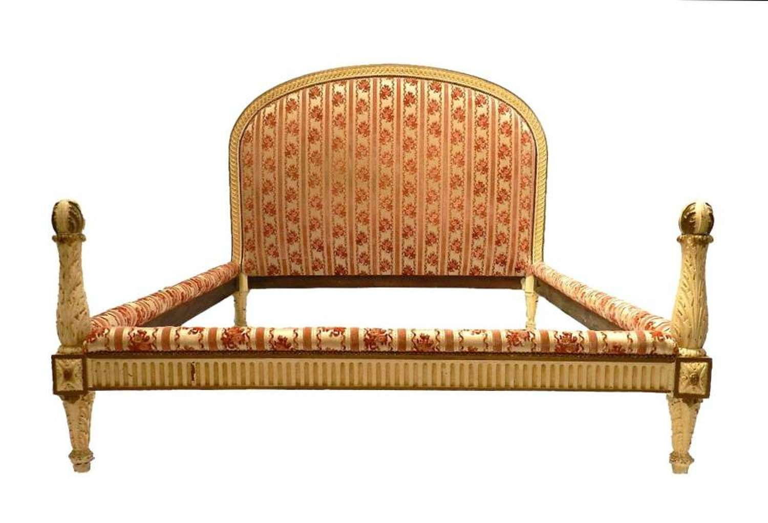 French King Size Bed or Super King to recover or use as is