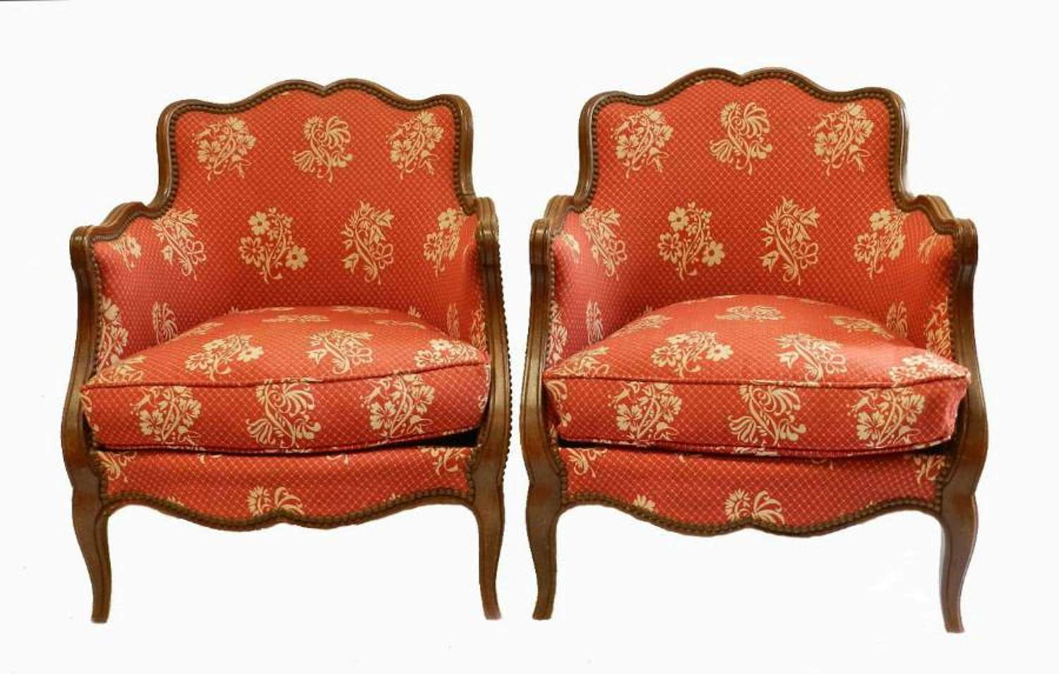 Pair of French Armchairs early C20