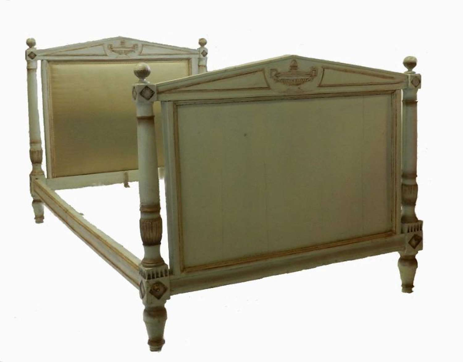 C18 Epoque French Directoire Daybed Single Bed