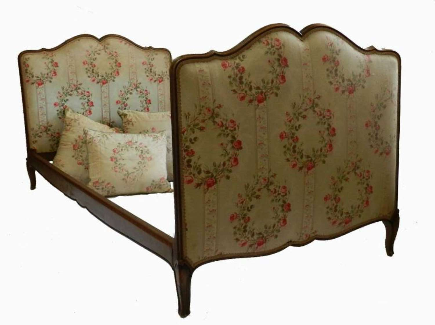 French Daybed Single Bed + Base