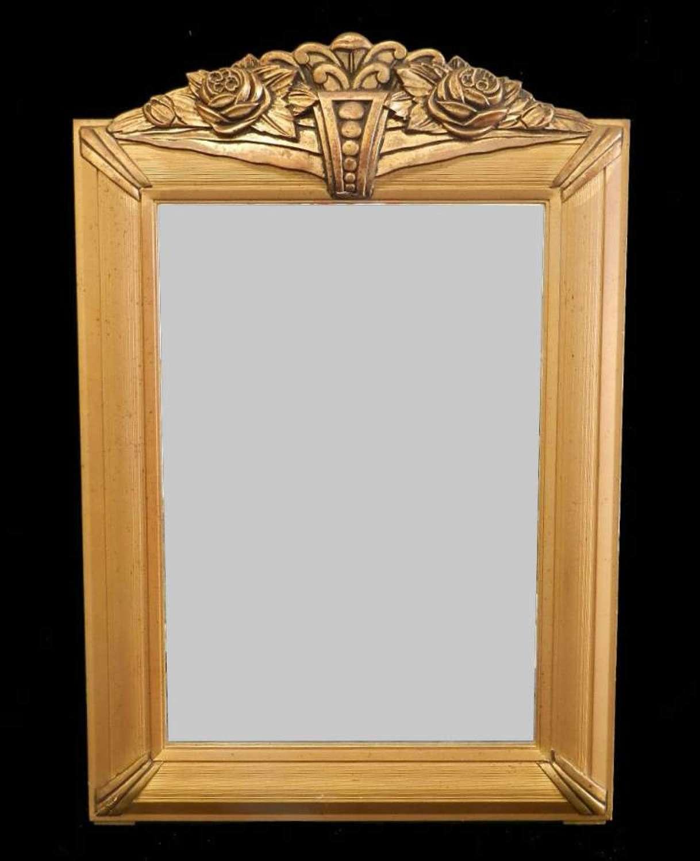 Original French Art Deco Mirror