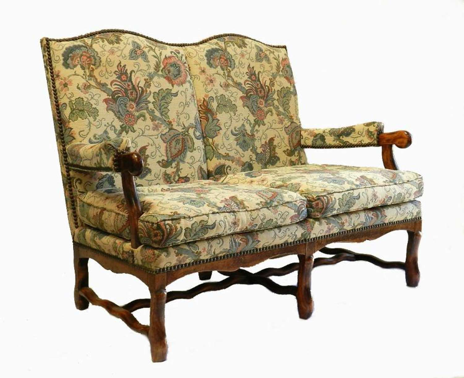 French Os de Mouton Sofa covers can be changed