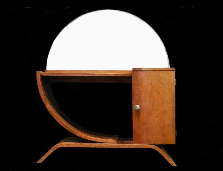 Stylish  French Art Deco Dressing Table