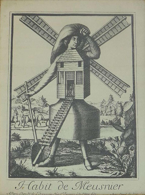Set 12 French Prints Nicolas De Larmessin f&g Costumes des Metiers will split if asked