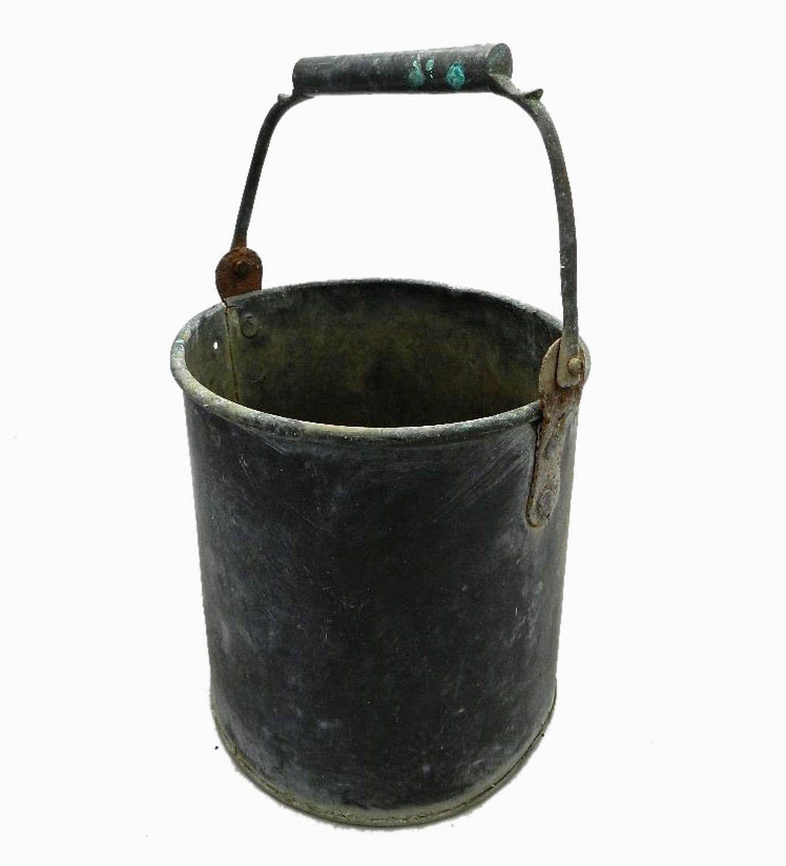 Old Copper Bucket Dutton & Dean Warrington