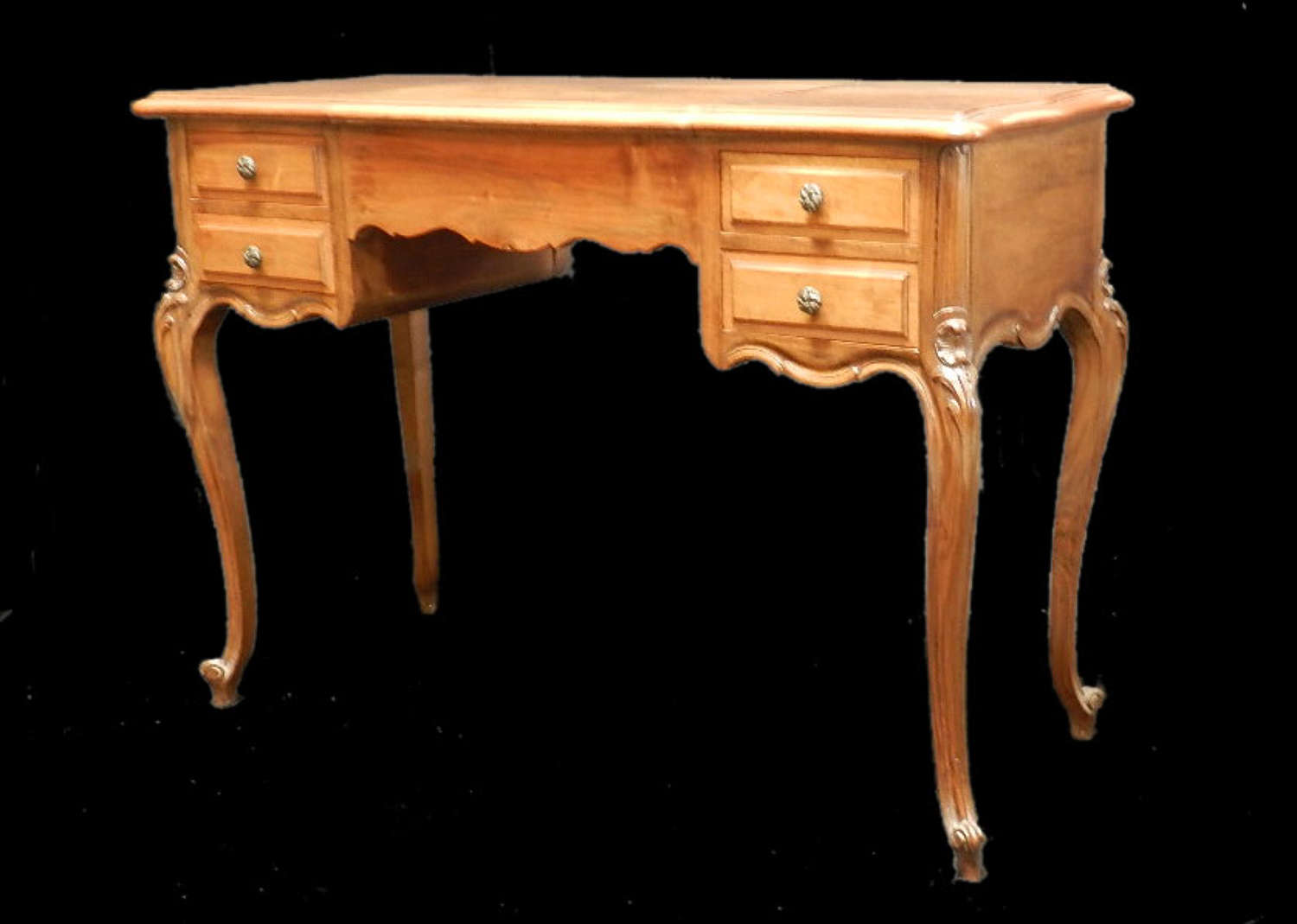French Louis Dressing Table Coiffeuse with mirror Side or Writing Table