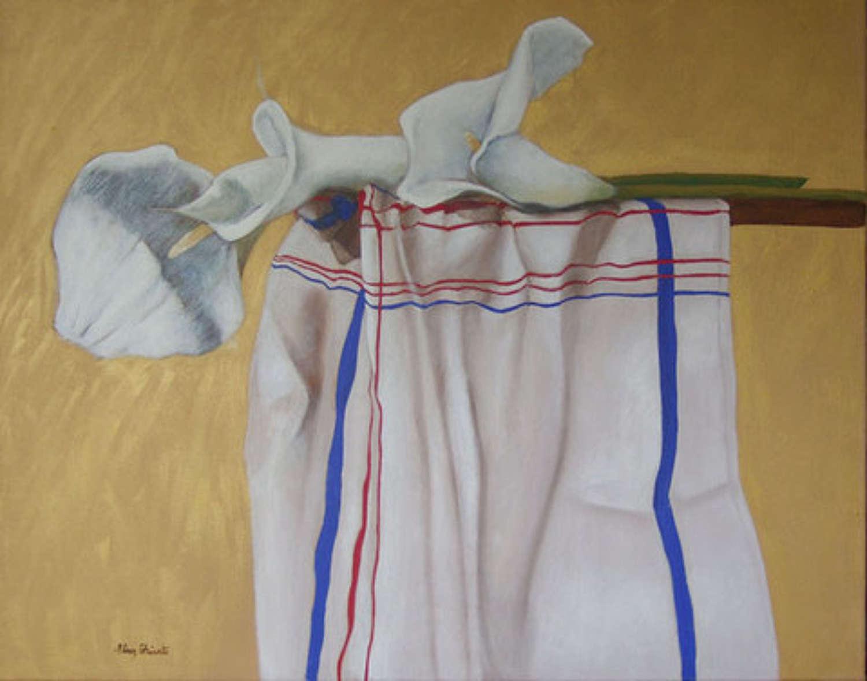 Oil on Canvas by Myriam Perez Petriarte