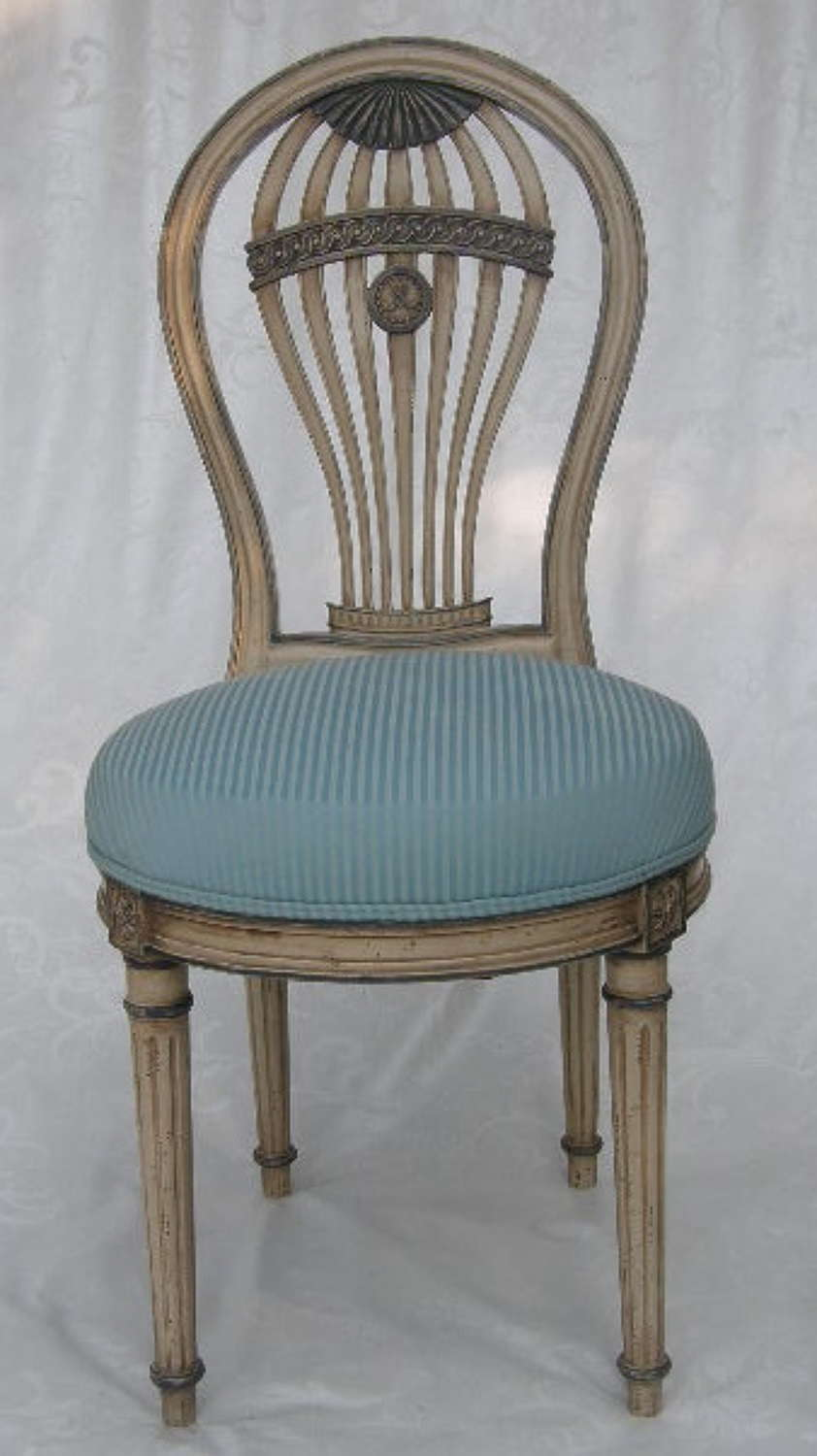 Mongolfier French Chair